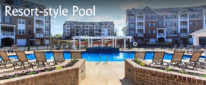 Chester Apartment Pool