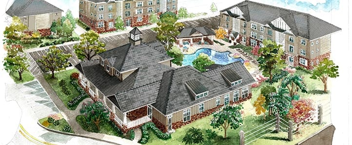 Chester Apartment Amenities - Reserve at Rivington