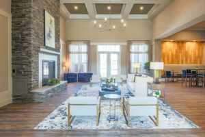 Reserve at Rivington Apartments Clubhouse