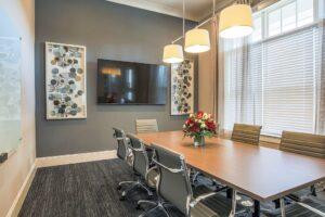 Rivington Apartment Meeting Room