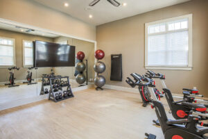 Chester Apartment Fitness Center
