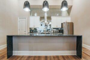 Rivington Chester Apartment Kitchen