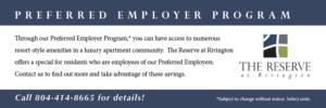 Rivington Employer Program