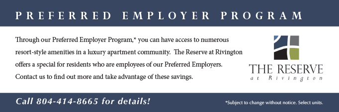 Rivington Employer Program