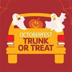 Octoberfest Trunk or Treat