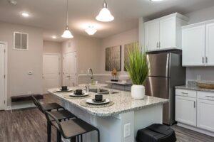 Chester Luxury Apartment Kitchen