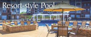 Luxury Apartment Pool