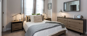 Luxury Apartment in Chester Bedroom