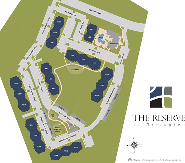 Chester Va Apartment Site Plan